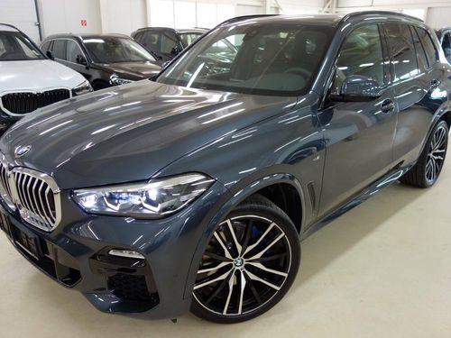 BMW X5 xDrive 30d, A8, 210kW, Mild-hybrid system