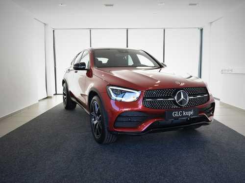 Mercedes-Benz GLC 220 d 4MATIC kupé