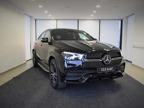 Mercedes-Benz GLE 400 d 4MATIC kupé