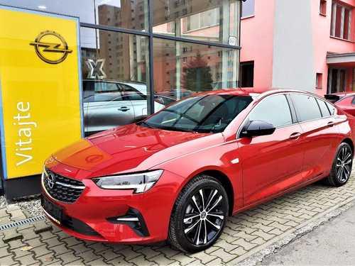 Opel Insignia  GS Ultimate 2.0T 147KW/200K