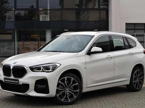 BMW X1 xDrive20d M Sport (F48)