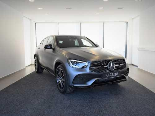 Mercedes-Benz GLC 300 d 4MATIC kupé