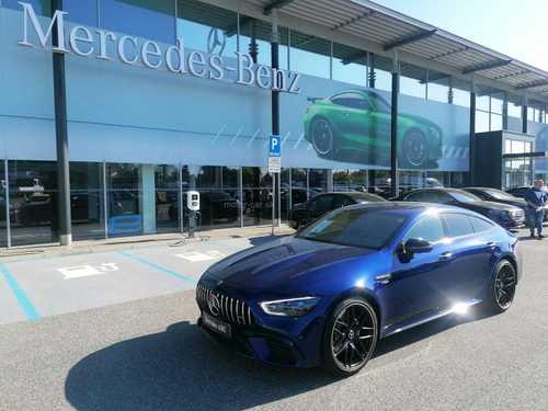 MERCEDES-BENZ Mercedes-AMG GT 43 S 4MATIC+
