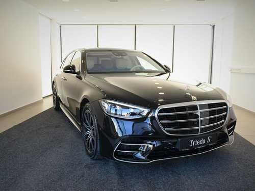 Mercedes-Benz S 400 d 4MATIC sedan