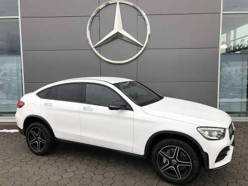 Mercedes-Benz GLC 300 de 4MATIC kupé