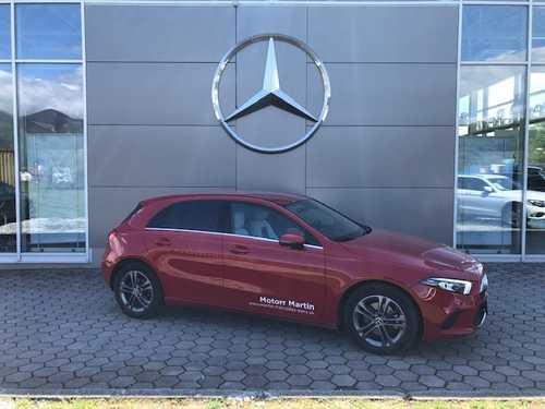 Mercedes-Benz A 200 hatchback