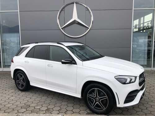 Mercedes-Benz GLE 400 d 4MATIC