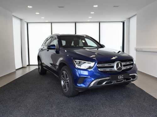 Mercedes-Benz GLC 220 d 4MATIC MOBILO 2020