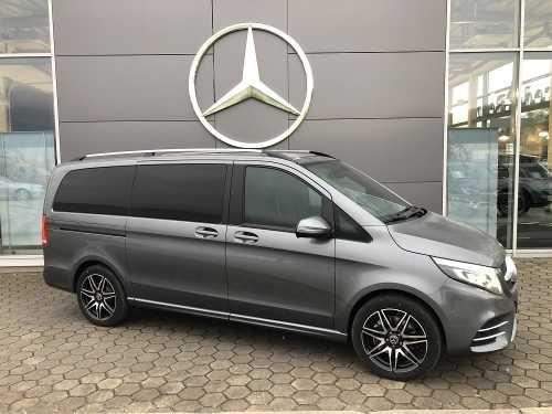 Mercedes-Benz Trieda V 250d 4M dlhá