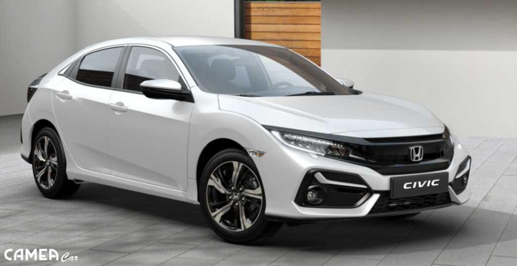 HONDA CIVIC 1.0 Elegance MT 2021