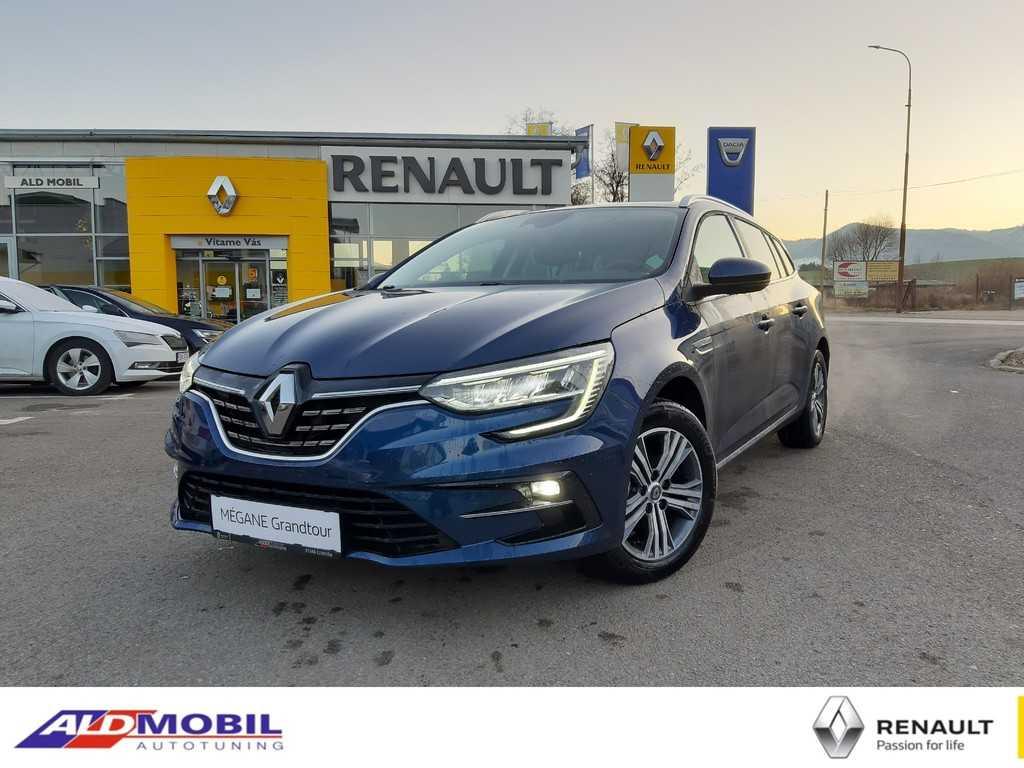 Renault Mégane Grandtour Intens TCe 140 EDC