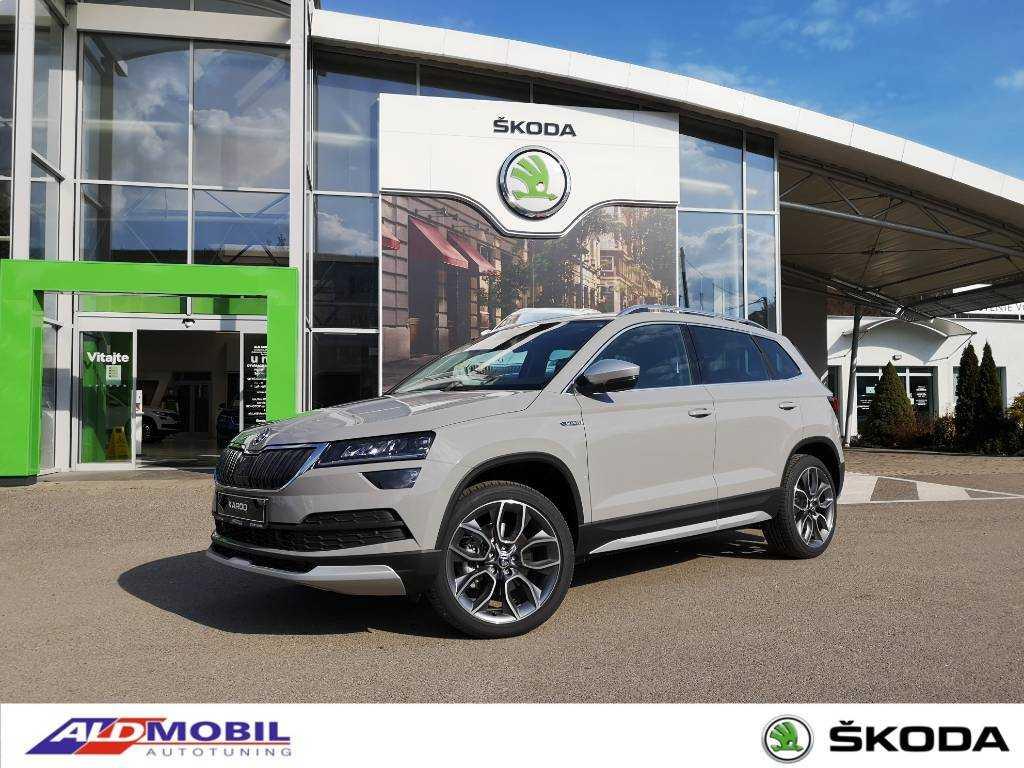 Škoda Karoq 2.0 TDI SCR Scout 4x4 DSG