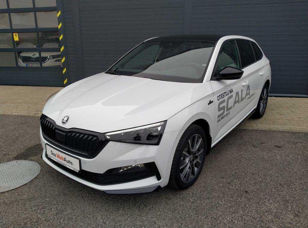 Škoda Scala 1.0 TSI Monte Carlo