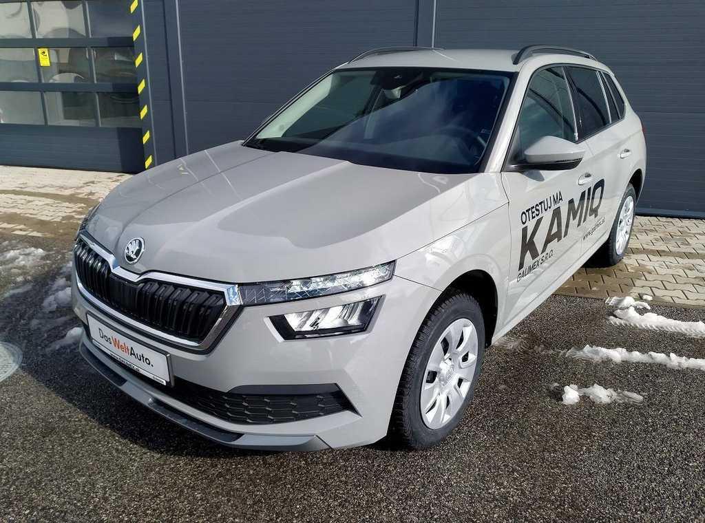 Škoda Kamiq 1.0 TSI Joy DSG