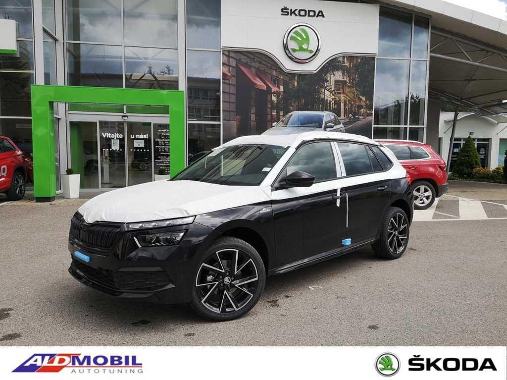 Škoda Kamiq Monte Carlo 1,5 TSI 110 kW 7 - stup. DSG