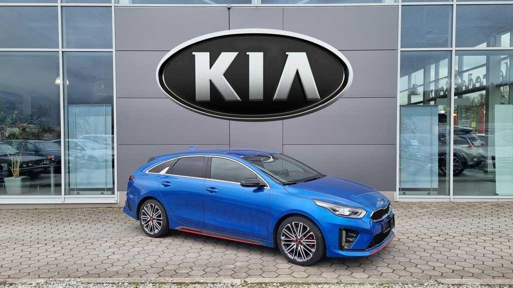 Kia PROCEED 1,6 T-GDi GT A7 DCT151kW/204k