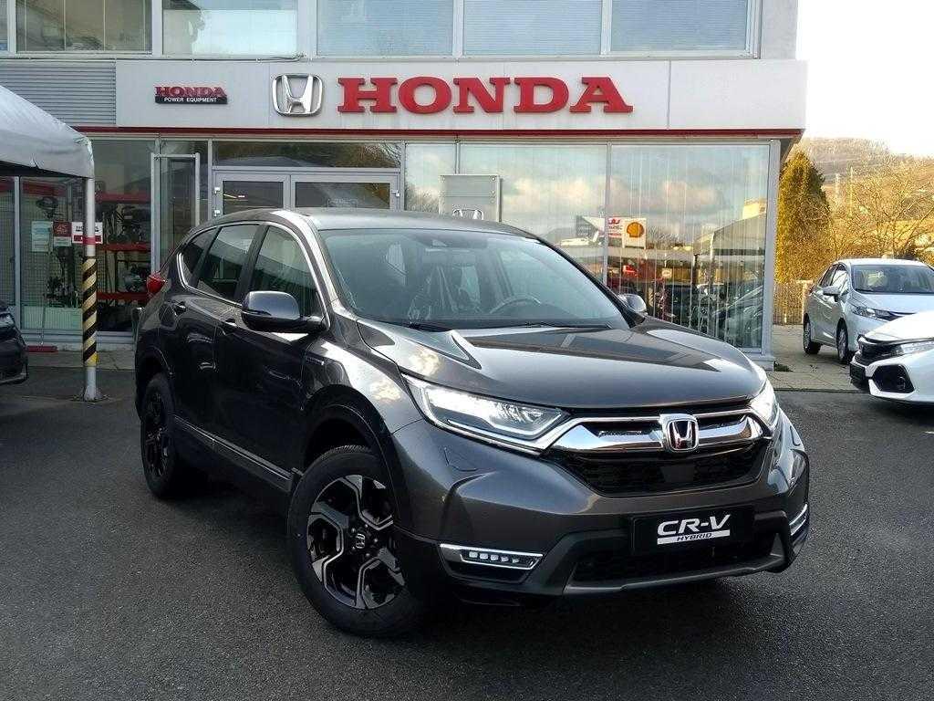 Honda CR-V 2.0 HYBRID 4WD ELEGANCE e-CVT