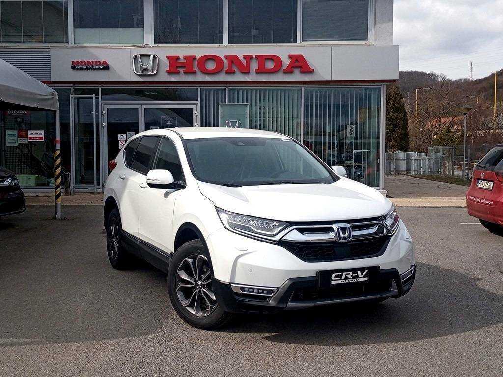 Honda CR-V 2.0 i-MMD Hybrid Elegance 4WD CVT MR2021