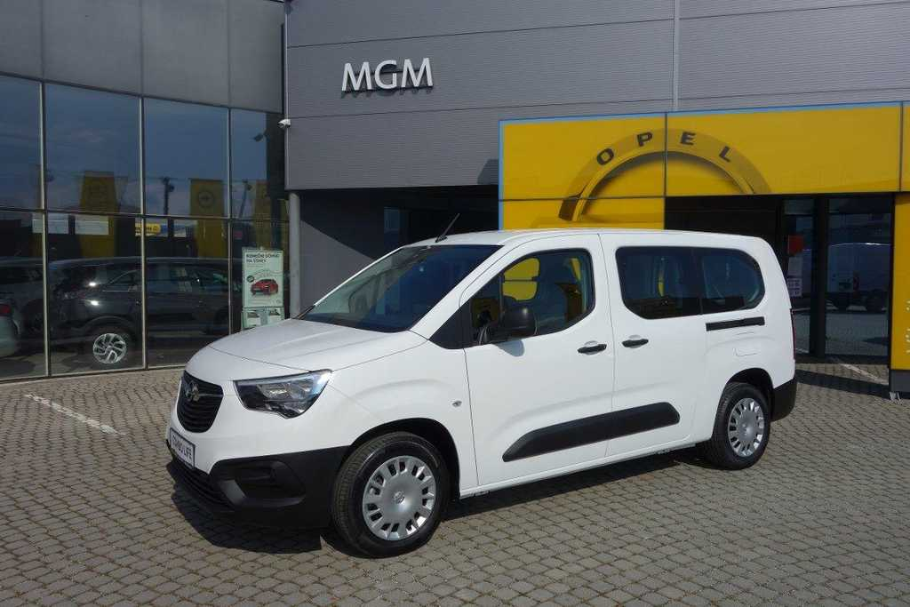 Opel Combo  Edition XL 1.2 Turbo 81kW MT6