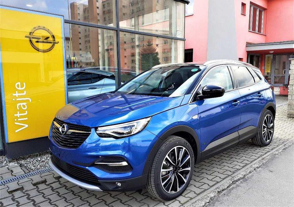 Opel Grandland X  PHEV-Hybrid 4X4 300K Ultimate