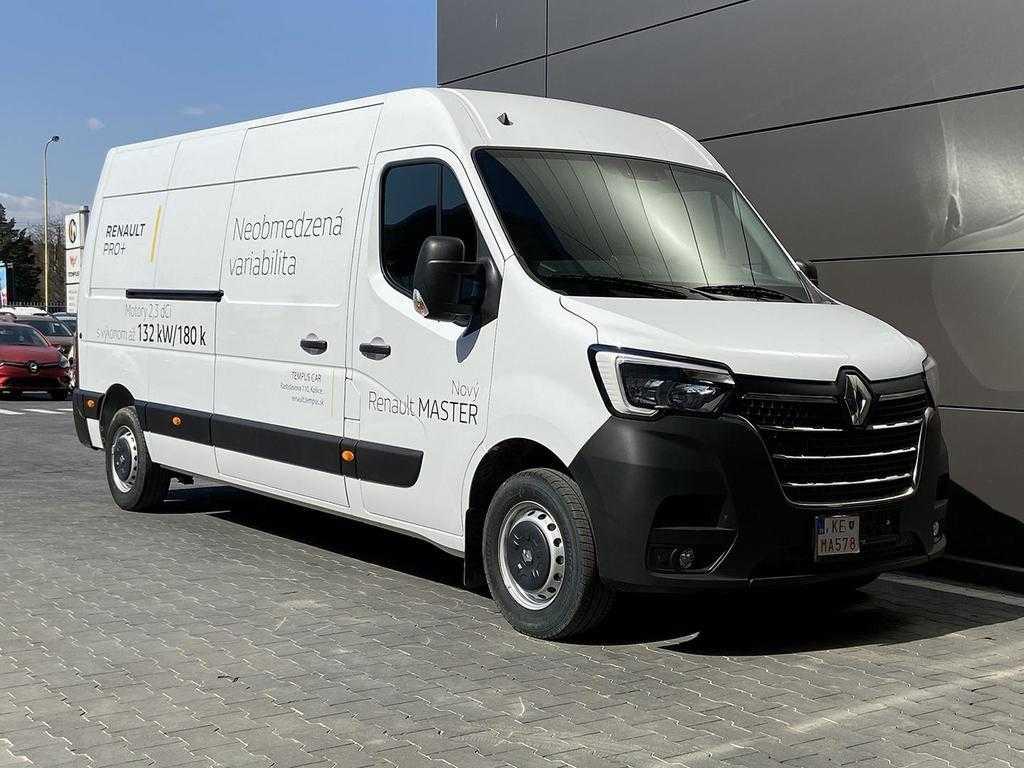 Renault MASTER FURGON Cool 2,3dCi 135k