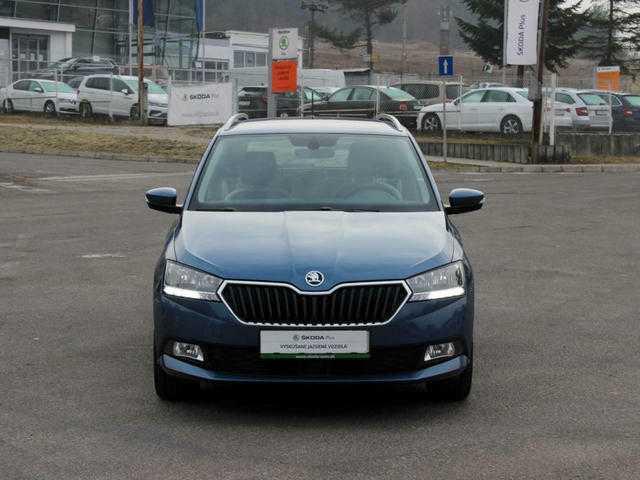 Škoda Fabia Combi Combi 1,0 TSI /