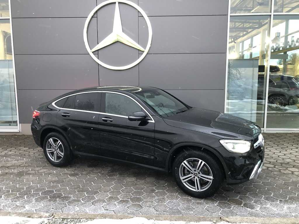Mercedes-Benz GLC 220 d 4MATIC kupé