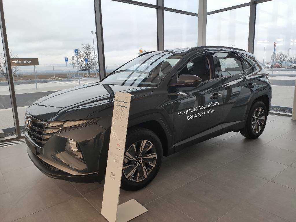 Hyundai Tucson 1.6 T-GDi Family