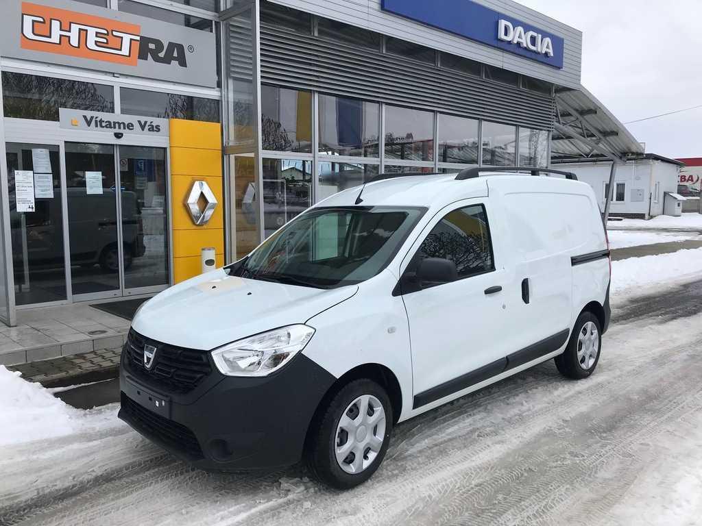 Dacia Dokker Van 1,5 dCi 55 kW/75 k S&S Ambiance