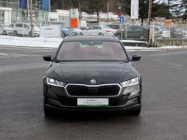 Škoda Octavia Combi Combi DSG 2,0 TDI /