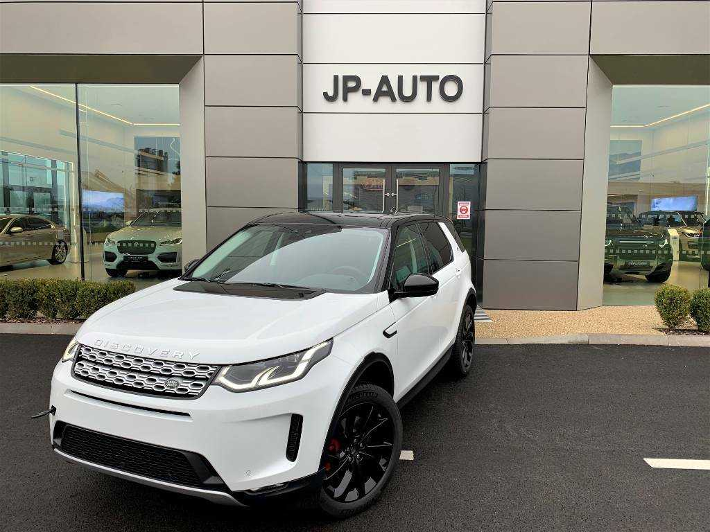 Land Rover Discovery Sport 2.0 TD4 180PS, SE