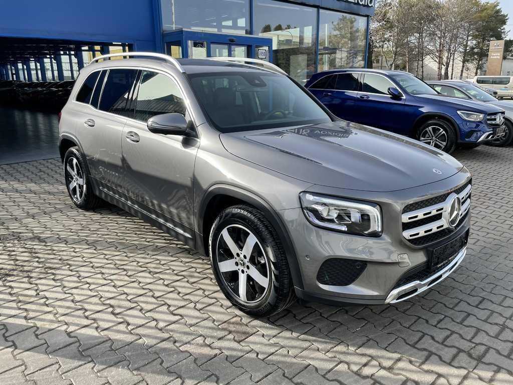 Mercedes-Benz GLB 200 d