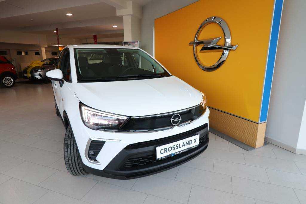 Opel Crossland 1,2 Edition