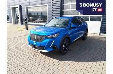 Peugeot 2008 1.5 BlueHDi Allure