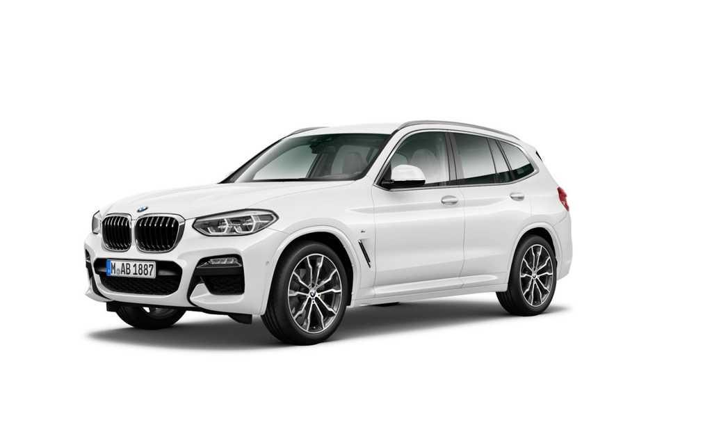BMW X3 xDrive20d M Sport (G01)
