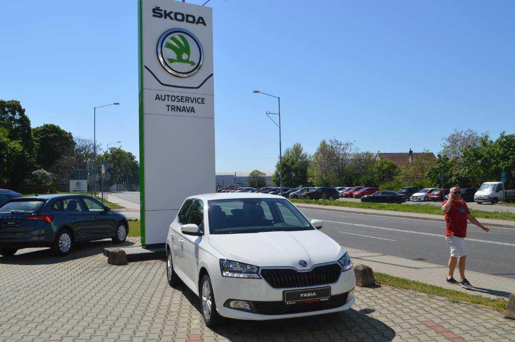 Škoda Fabia 1.0TSI 95k Joy