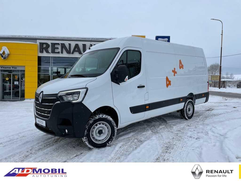 Renault Master Furgon 2.3 dCi 130 L3H2P3 4x4