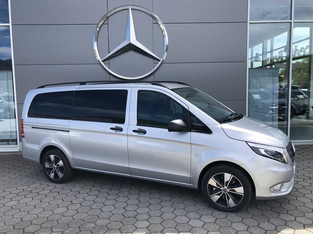 Mercedes-Benz Vito Tourer SELECT 119 CDI dlhý RWD