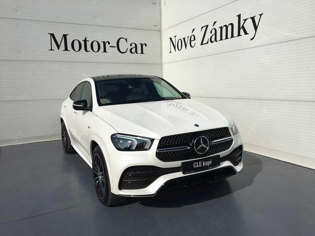 MERCEDES-BENZ GLE 350 de 4MATIC kupé