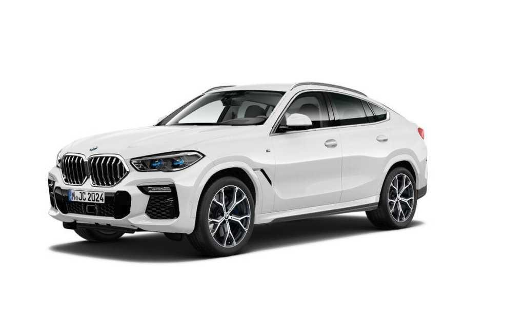 BMW X6 xDrive40i M Sport (G06)