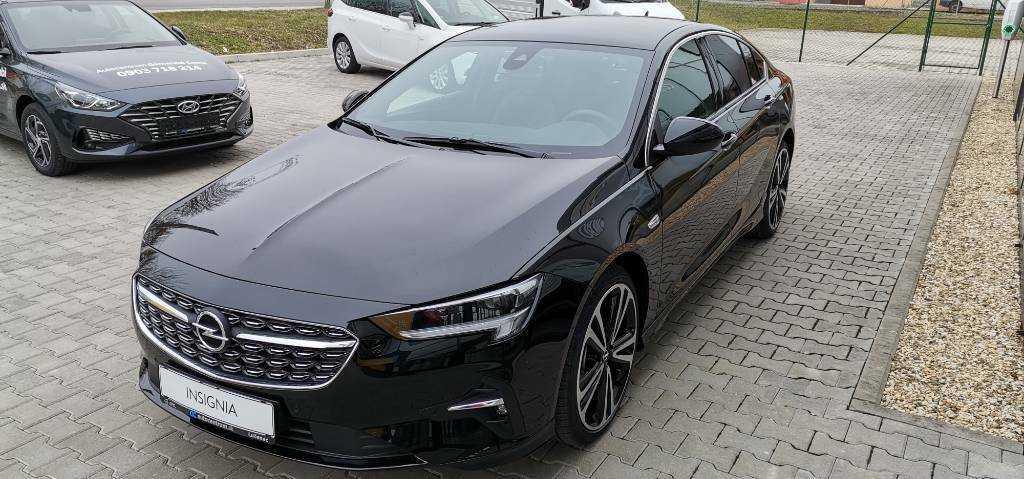 Opel Insignia 2.0 CDTi S&S GS Line A/T