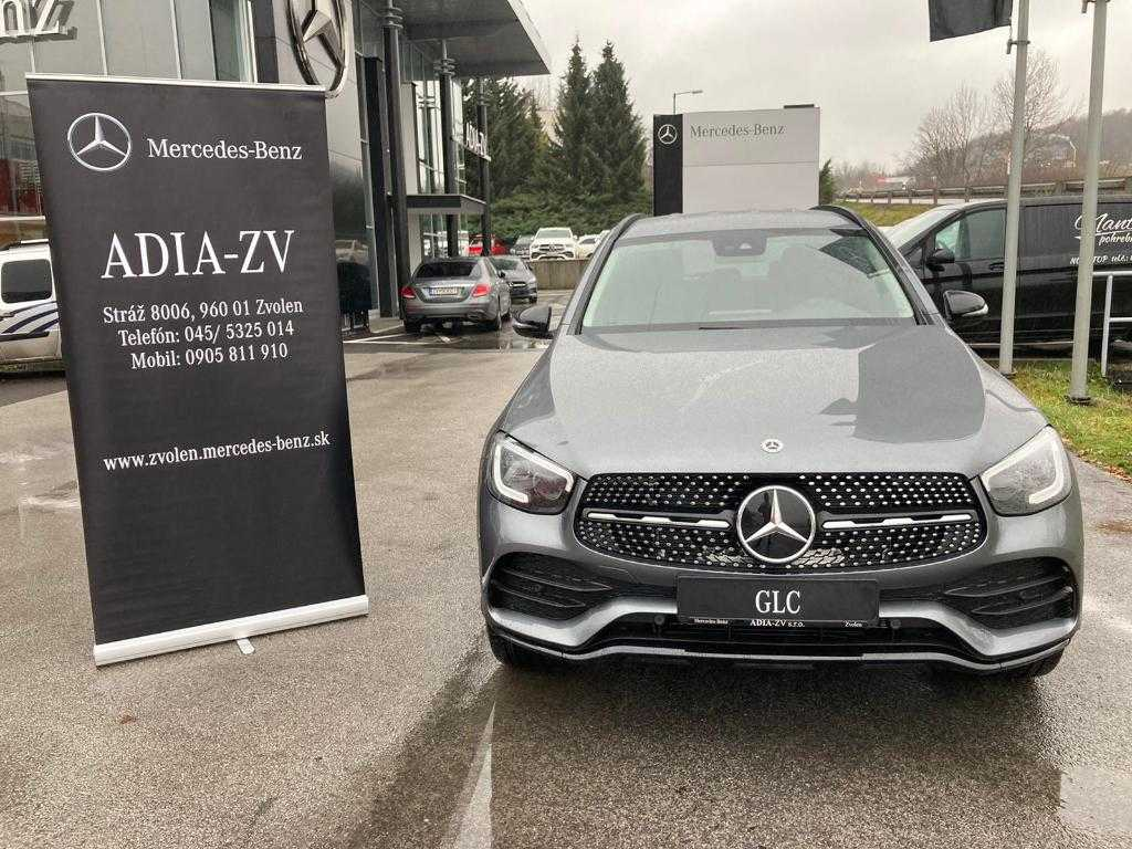 Mercedes GLC 300 de 4MATIC kupé