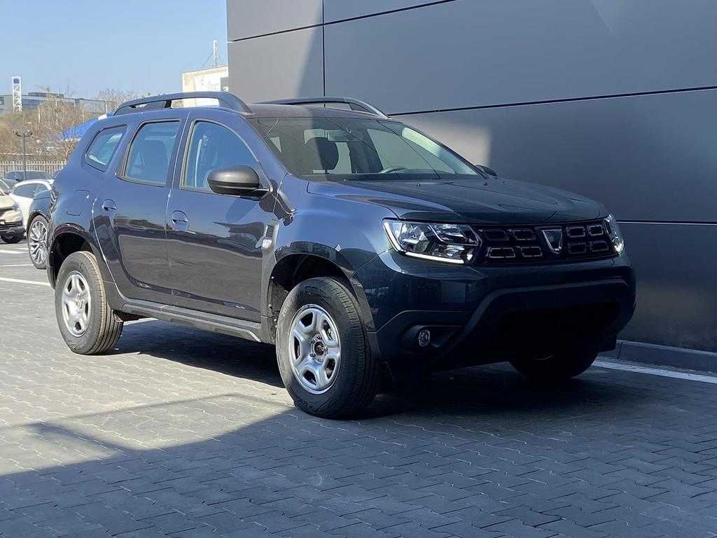 Dacia DUSTER Comfort TCe 96 kW/130 k SandS 4x4