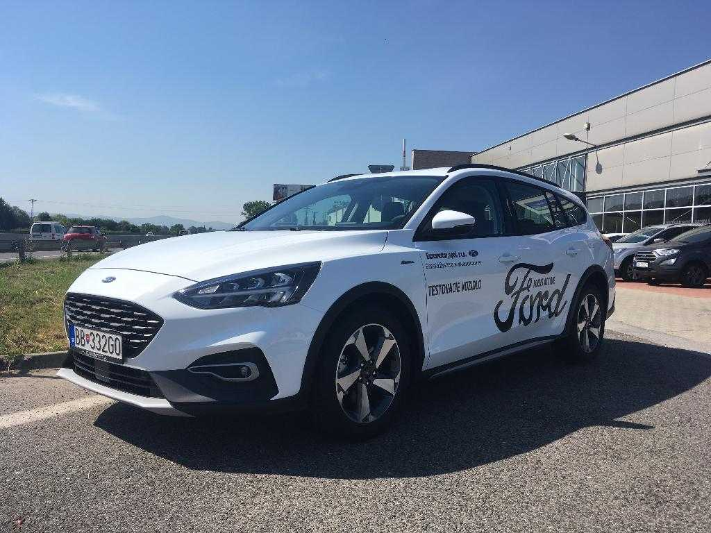 Ford Focus Combi 1.5 EcoBoost Active A/T