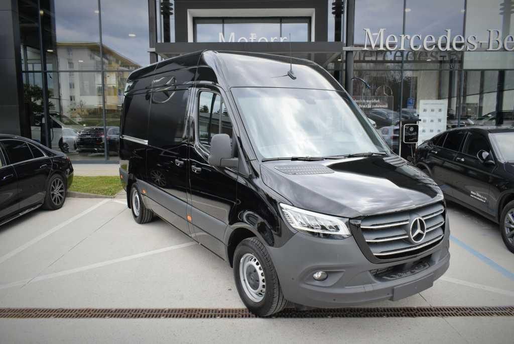 Mercedes-Benz Sprinter Skriň. Dodávka 317 CDI 3665