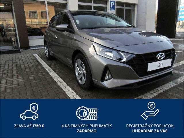 Hyundai i20  Comfort 1,2i