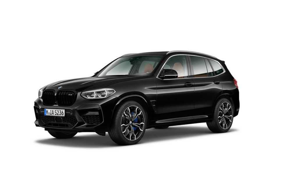 BMW X3 M Competition (F97)