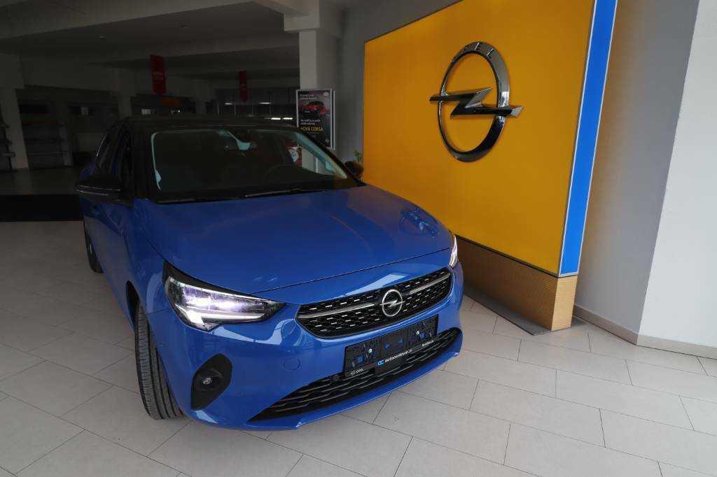 Opel Corsa 1.2 100k S&S Elegance A/T