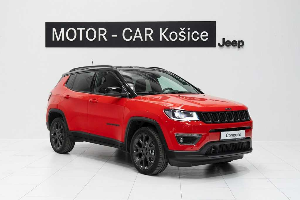 JEEP Compass 1.3 Turbo 150k A6 S-Limited