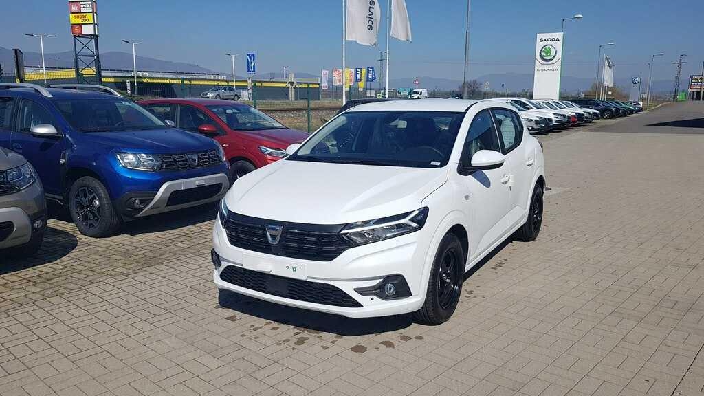 Dacia Sandero Comfort SCe 65